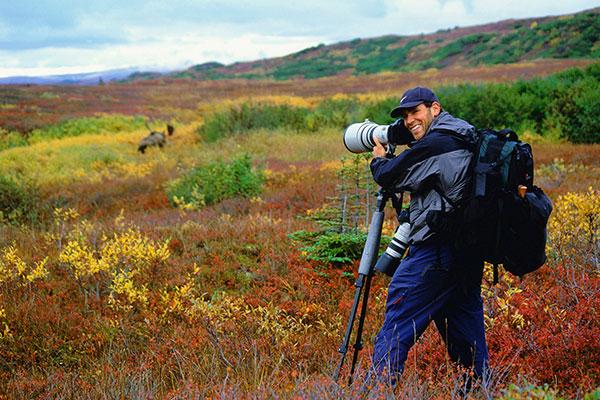 Fotograf Patrick Frischknecht und die Wunder der Natur
