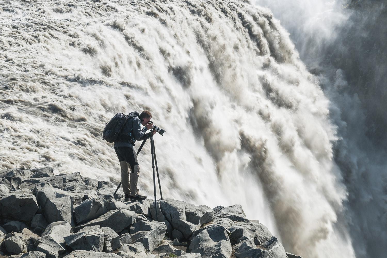 Fotograf Jürgen Weginger und das Licht des Nordens